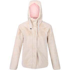 Regatta Haddie Fleece Jacket Women, light vanilla